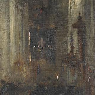 성당 내부