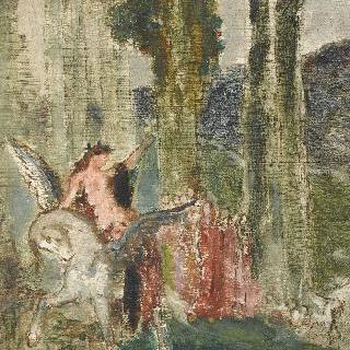 아폴론과 페가소스