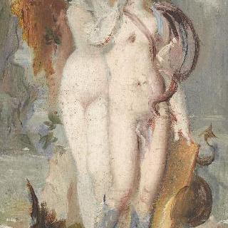 메데이아와 이아손 이미지