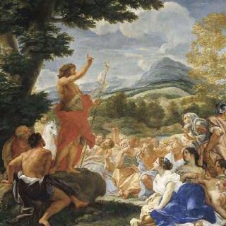 세례자 요한의 선교