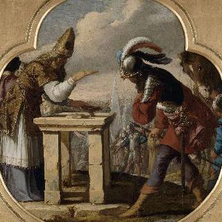 아브라함과 멜키세덱의 만남