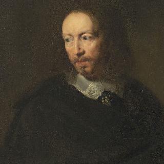 오르빌리에 남작 샤를 쿠아피에로 추정되는 초상