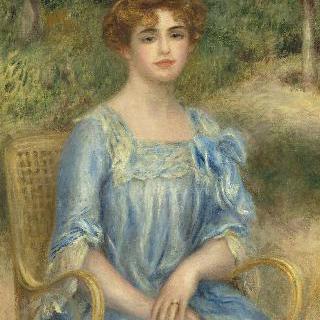 가스통 베른하임 드 비예 부인, 수잔 아들러 (1883-1961)
