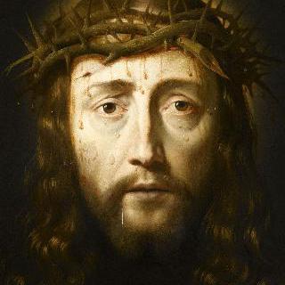 가시관을 쓴 그리스도