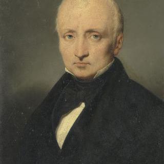 작가 느포뮈센 르메르시에의 초상 (1771-1840)