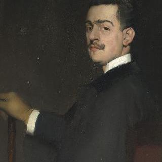 가브리엘 이튜리, 로베르 드 몽테스키우의 비서이자 친구