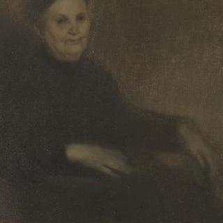 귀스타브 제프루아의 어머니, 제프루아 부인