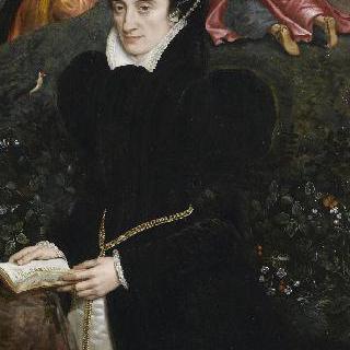 엘레오노레 로페즈 데 빌라누에바, 안투안 델 리오의 부인이 초상