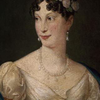 마리 루이즈 황후의 초상