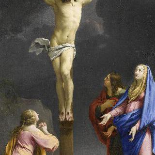 십자가에 못박힌 그리스도