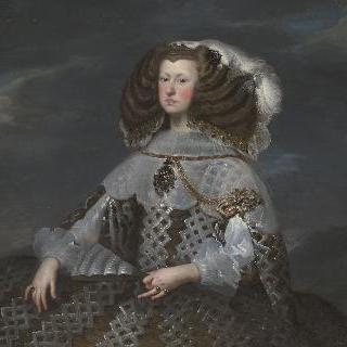 마리-안 도트리슈, 스페인 왕비