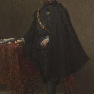 가스파르 드 귀즈망(1587-1644), 올리바레스의 백작