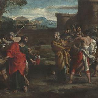 서로 다른 순교의 길을 가는 성 베드로와 성 바오로