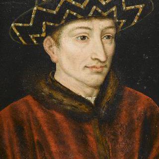 샤를 7세의 초상 (1403-1461)