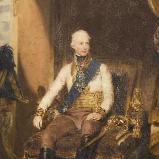 오스트리아 황제 프랑수아 1세의 초상