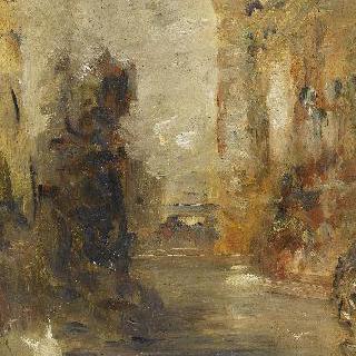 나일 강에 나타난 모세