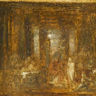 헤라클레스와 테스피우스의 딸들