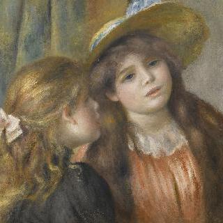 두 소녀의 초상