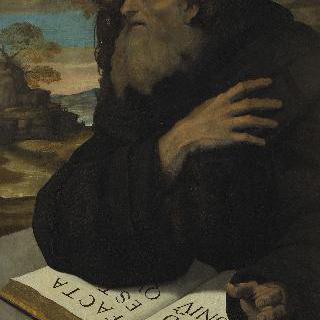 은둔 수도사 성 안토니우스