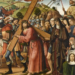 십자가를 진 예수