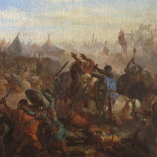 1099년 8월 12일, 아스카롱 전투