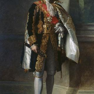 제국 총사령관, 조아킴 뮈라 초상