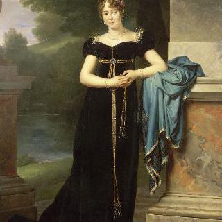 마리 락진스카, 왈레스카 백작부인, 훗날 오르나노 백작부인