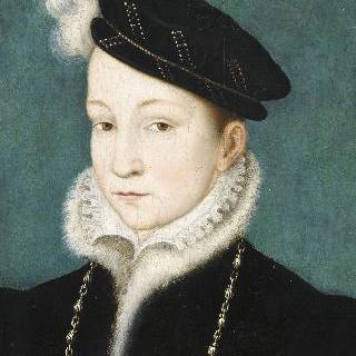 프랑수아 2세의 초상, 프랑스 왕