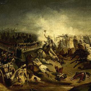 콘스탄틴의 퇴각, 1836년 11월 24일 (샹가르니에 대대)