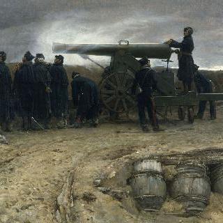 프랑스의 포병 부대