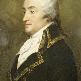 비롱의 공작 아르망-루이 드 공토, 라인강 군대장, 1792년 경