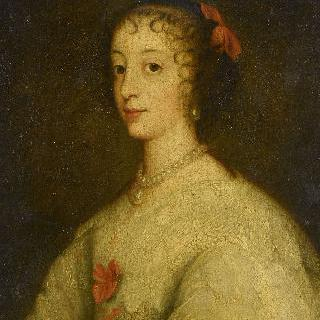 앙리에트 드 프랑스 (1605-1669), 1625년 영국 왕비