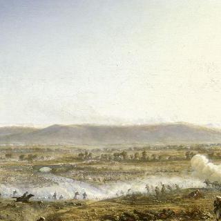 1855년 8월 16일, 트라크티르 전쟁