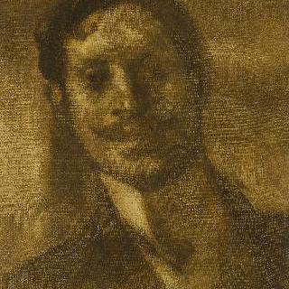 남자의 초상, 마르셀 프루스트, 작가