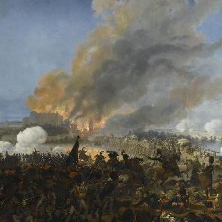 에베르스베르그 전투와 정복, 1809년 5월 3일