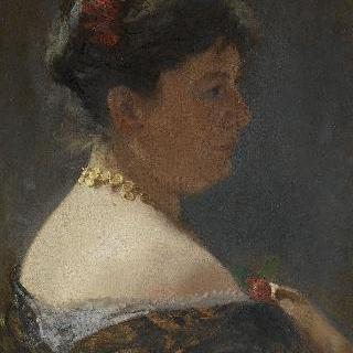 크레스티 부인의 초상