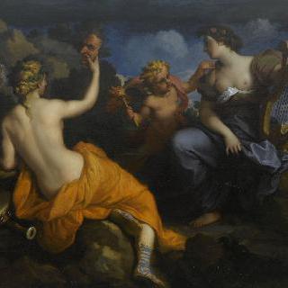 탈리와 에라토, 희극의 여신들