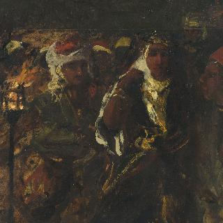 카이로의 밤의 춤