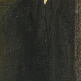 화가 뤼시엥 시몽의 초상 (1864-1945)