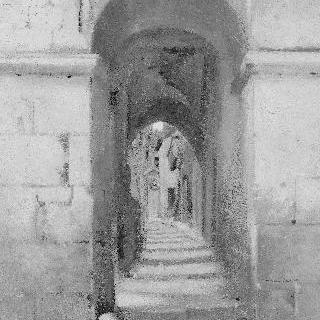 로마의 골목길