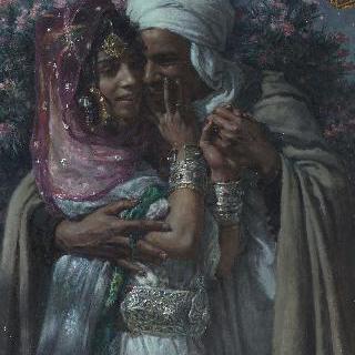 사랑의 노예와 눈의 신 (아랍 전설)