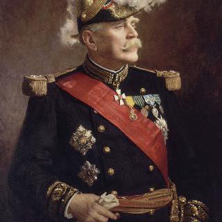 육군소장 조제프-세제르 조프르