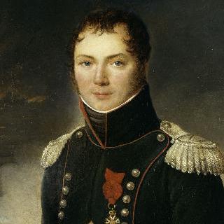 황국의 기병 복장을 한 장군 자키노 남작 (1772-1848)