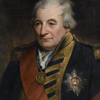 존 제르비스 생 뱅상 백작, 제독, 해군 장관