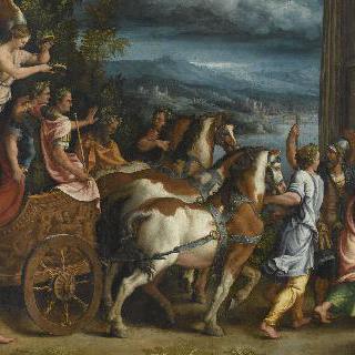 티투스와 베스파시아누스의 승리