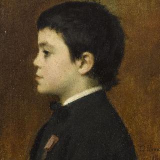 조각가의 아들 조제프 투르네