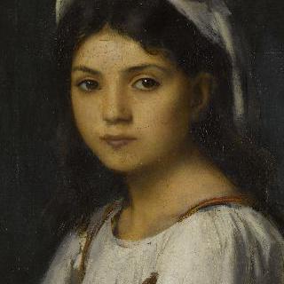 이탈리아 여인의 얼굴