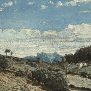 프로방스 풍경