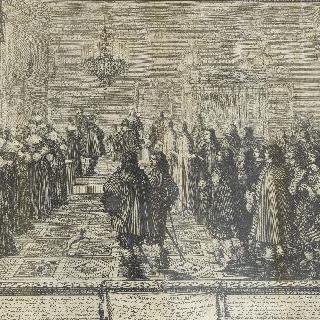 마리 드 곤자그의 결혼식 축제