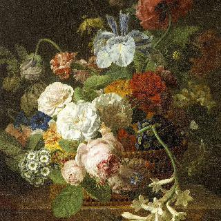 꽃이 있는 정물